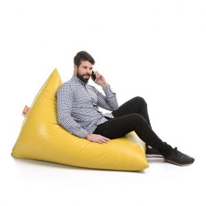 Roll Bean Bags Leather