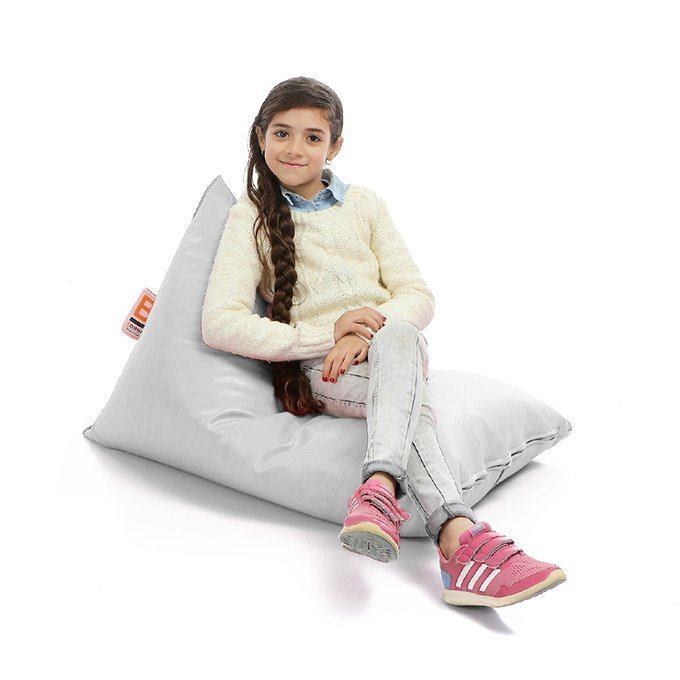 Roll Bean Bag Leather