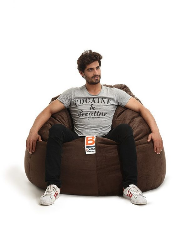 Remarkable Bomba Pumpy Bean Bags Fabric One Size Bomba Bean Bags Caraccident5 Cool Chair Designs And Ideas Caraccident5Info