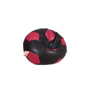 Offside bean bag Leather