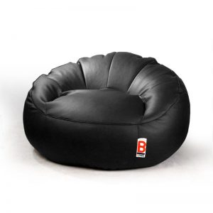 Combo Chair Leather Black
